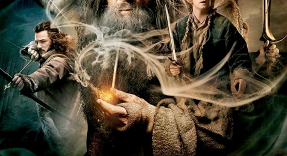 hobbit2 finalposter full 590x321 The Hobbit: The Desolation Of Smaug Gallery