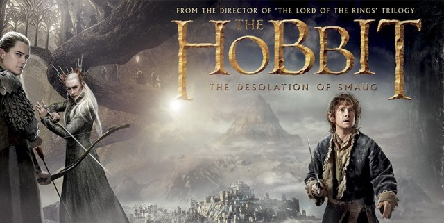 hobbit the desolation of smaug poster 640x321 The Hobbit: The Desolation Of Smaug Gallery