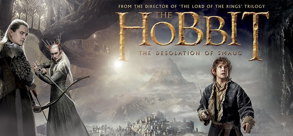 hobbit the desolation of smaug poster The Hobbit: The Desolation Of Smaug Gallery