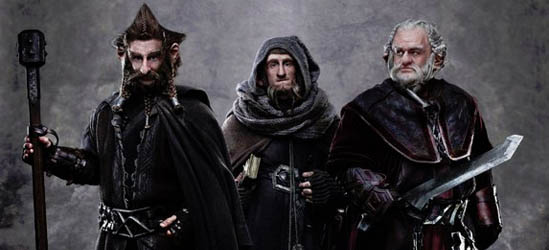 First Look At New Characters In The Hobbit