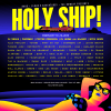 Holy Ship! Announces Lineups For Both 2016 Sailings