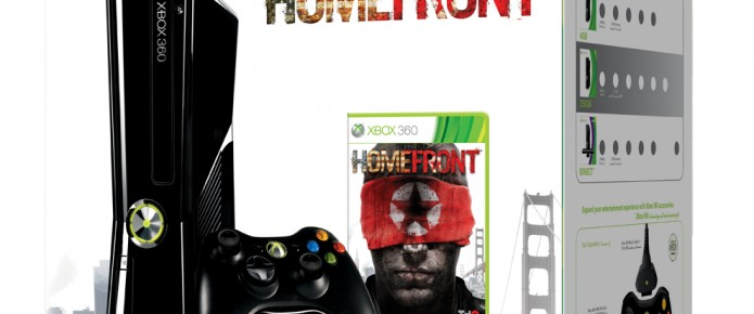 XBOX 360 Homefront Bundle Picture Surfaces