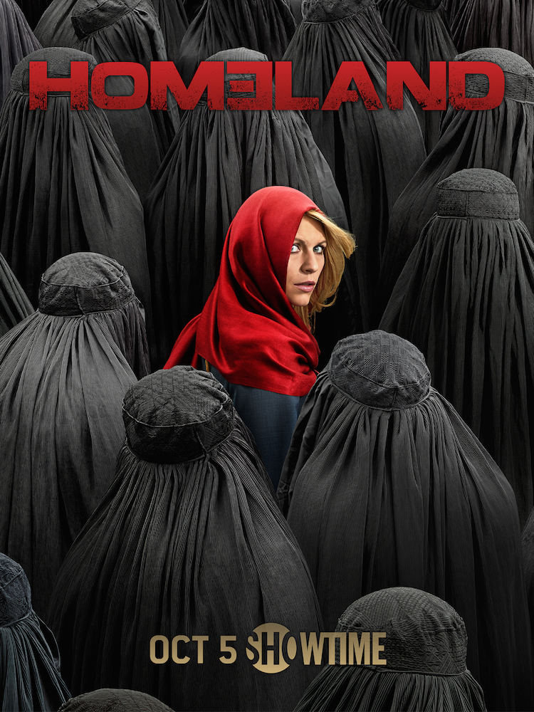 Check Out Action-Packed First Trailer For Homeland Season 4
