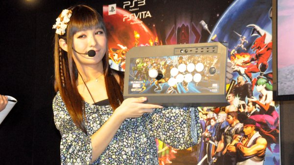 Hori Unveils New Fighting Stick For Ultimate Marvel Vs. Capcom 3