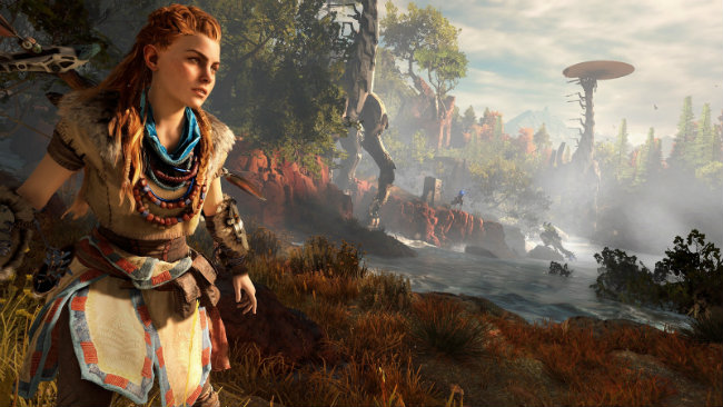 Guerrilla Took Inspiration From Ellen Ripley, Game Of Thrones' Ygritte For Horizon: Zero Dawn Female Lead