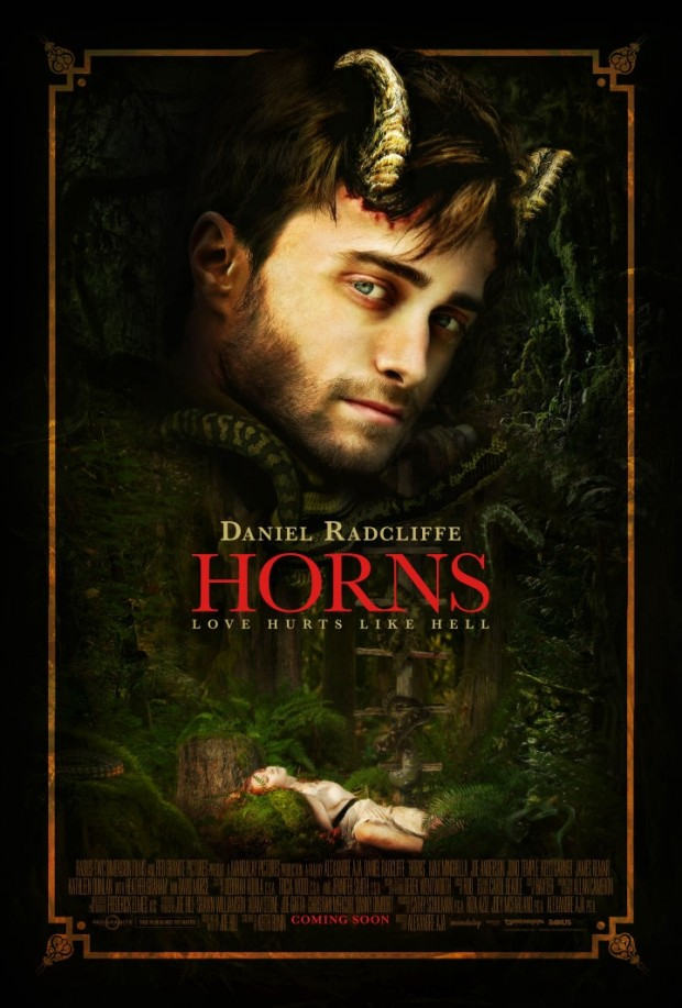 Daniel Radcliffe Is The Devil We Know In Darkly Funny Horns Trailer