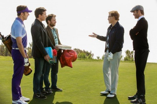 New Horrible Bosses 2 Images Showcase Christoph Waltz And Chris Pine