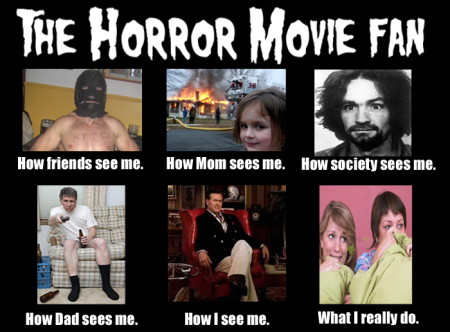horror meme 10 Killer Reasons Why Being A Horror Fan Is Awesome