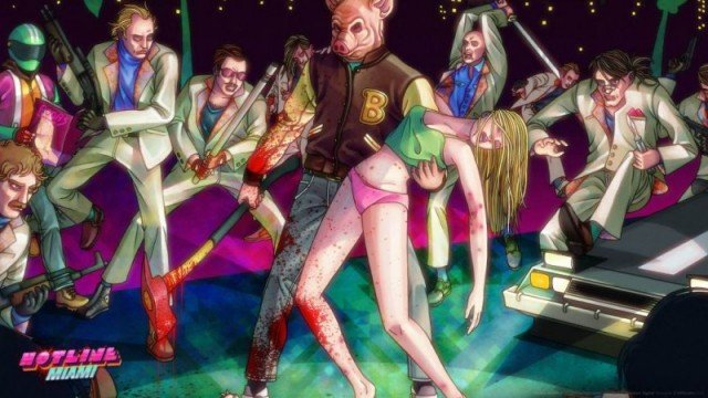 Sexual Assault Scene Cut From The Demo Of Hotline Miami 2