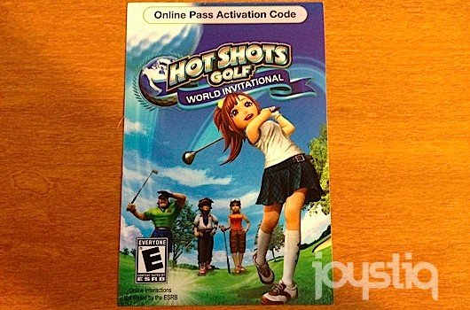 Yes, PS Vita Games Have Online Passes Too