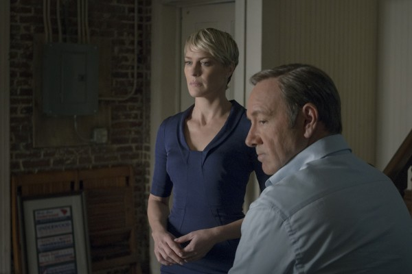 Kevin Spacey Tries Desperately To Hold It All Together In Teaser For House Of Cards Season 3