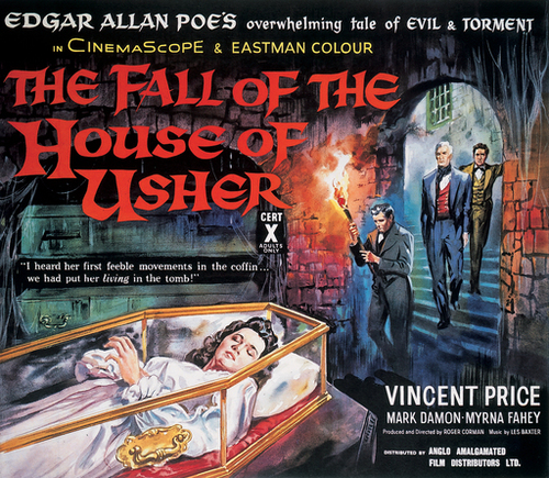 Roger Corman Returns To Edgar Allan Poe With Eight Remakes