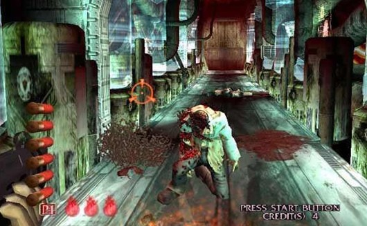 House Of the Dead 3 Scheduled For A Valentine's Day Release On PSN