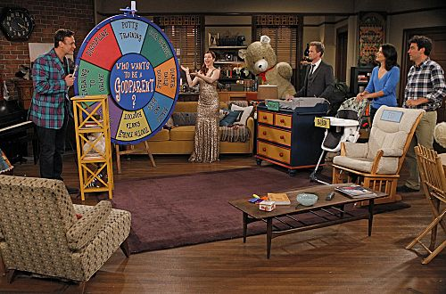 """How I Met Your Mother Review: """"Who Wants To Be A Godparent"""" (Season 8, Episode 4)"""