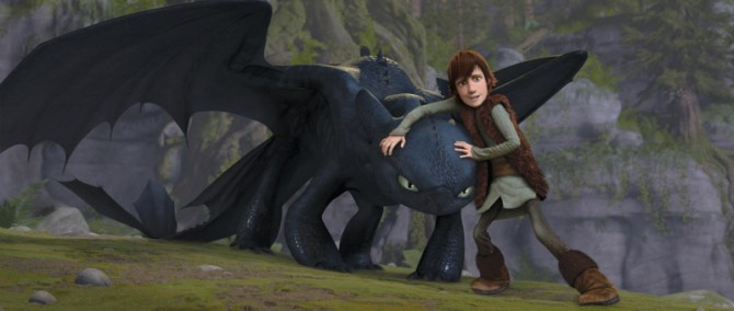 Details On How To Train Your Dragon Sequel Emerge