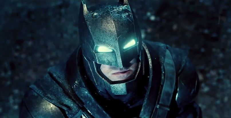 Batman's First Scene in Batman V Superman: Dawn of Justice Compared To A Horror Movie