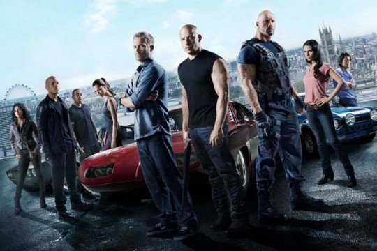 hr Fast   Furious 6  Poster Preview 540x360 The Top 10 Films Of 2013 So Far