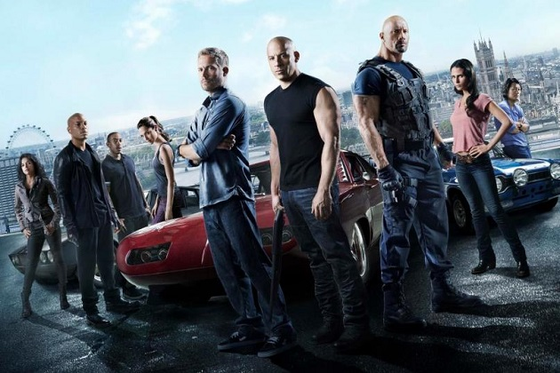 hr Fast   Furious 6  Poster Preview We Got This Covereds Top 100 Action Movies
