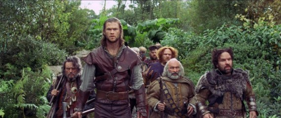 The Huntsman Spinoff Bags A Trio Of Dwarves