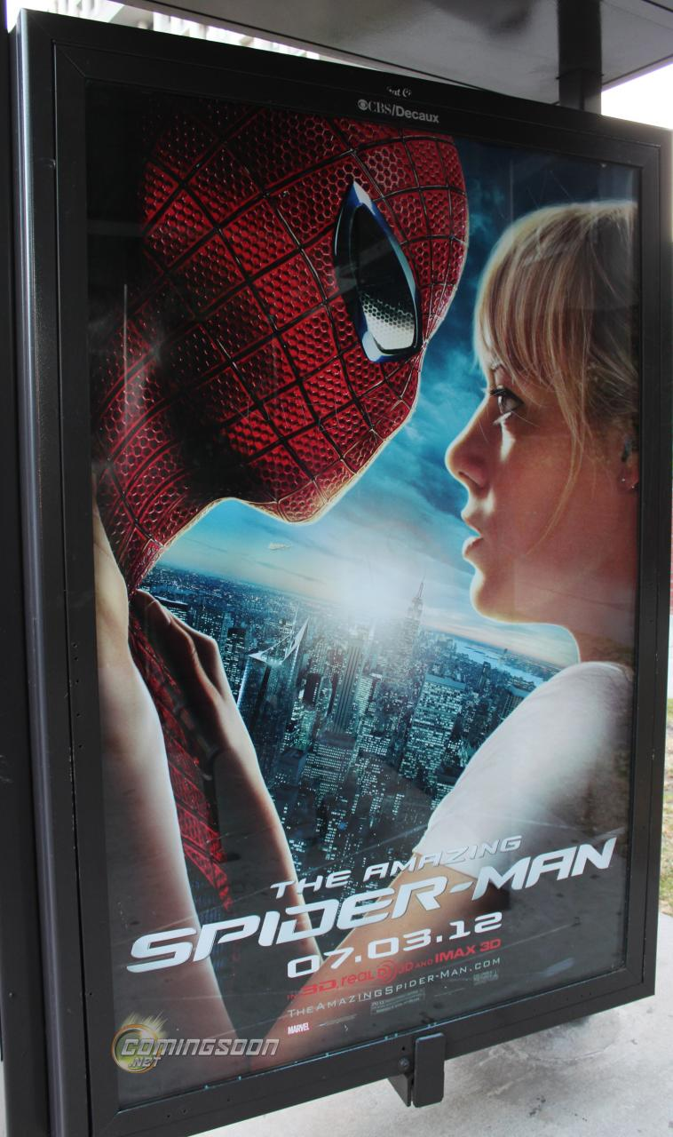 Gwen Stacy Featured In The Newest Amazing Spider-Man Poster
