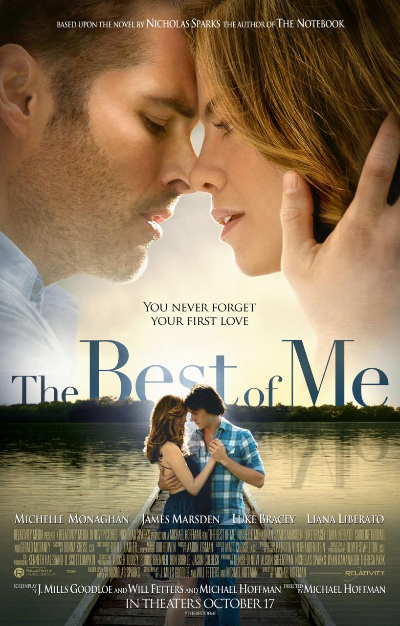 Bring On The Schmaltz In New Trailer For The Best Of Me
