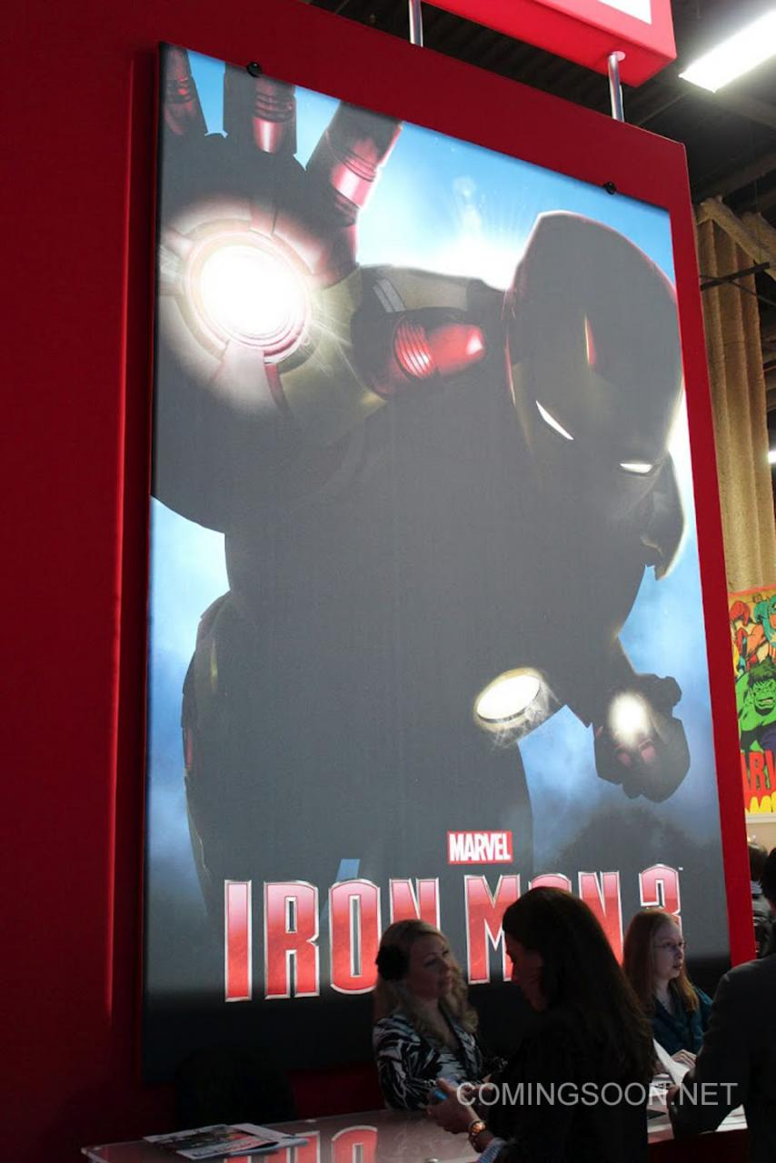 Iron Man 3 Poster Spotted