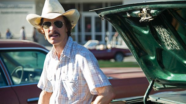 Roundtable Interview With Matthew McConaughey On Dallas Buyers Club