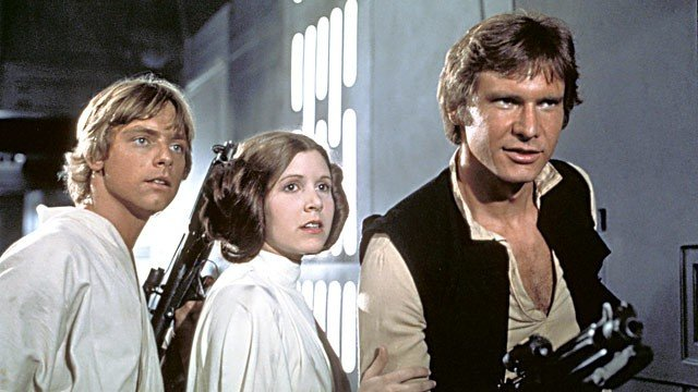 Disney CEO Has Plans For At Least Three Star Wars Spin-Offs