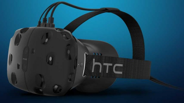 HTC Vive Consumer Launch Pegged For April 2016