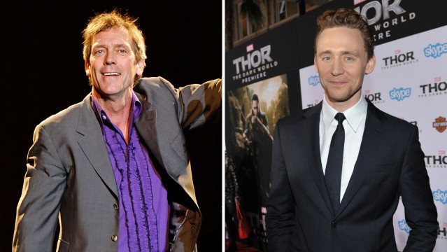 Hugh Laurie And Tom Hiddleston Sign On To Espionage Series The Night Manager