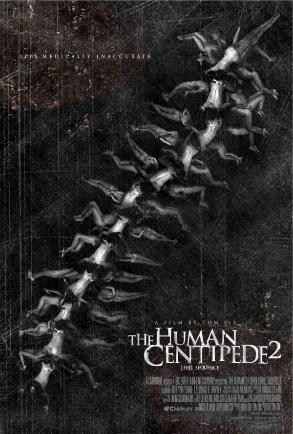 The Human Centipede 2: Full Sequence Review [FF 2011]