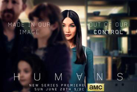 A.I. Are Among Us In Teaser For AMC's Humans