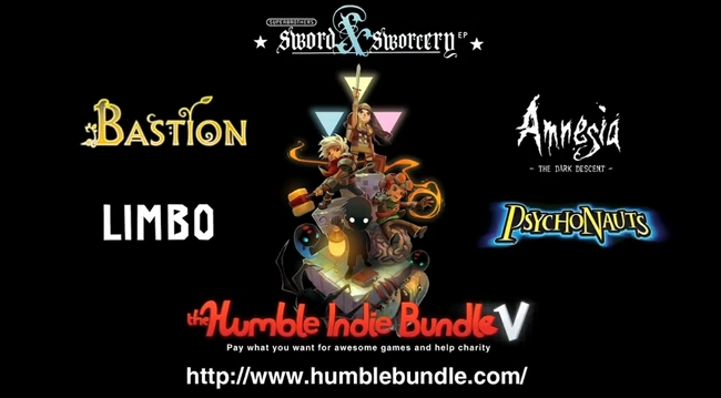 The Latest Humble Indie Bundle Is Easily The Best Yet