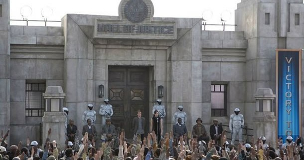 hunger games catching fire picture 72 610x321 The Hunger Games: Catching Fire Gallery