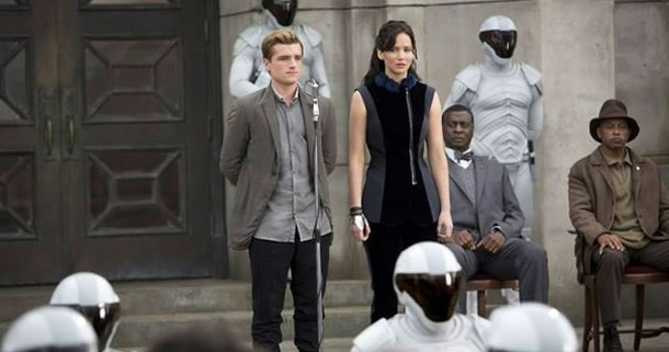 hunger games catching fire picture 74 610x321 The Hunger Games: Catching Fire Gallery