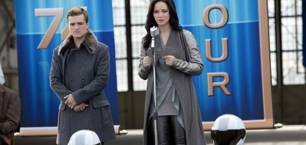 The Hunger Games: Catching Fire Will Have 50 Minutes Of IMAX Footage