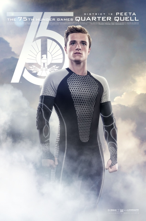 hunger games catching fire quarter quell posters 10 The Hunger Games: Catching Fire Gallery