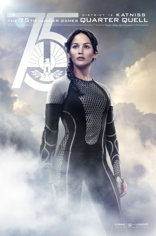 hunger games catching fire quarter quell posters 9 The Hunger Games: Catching Fire Gallery