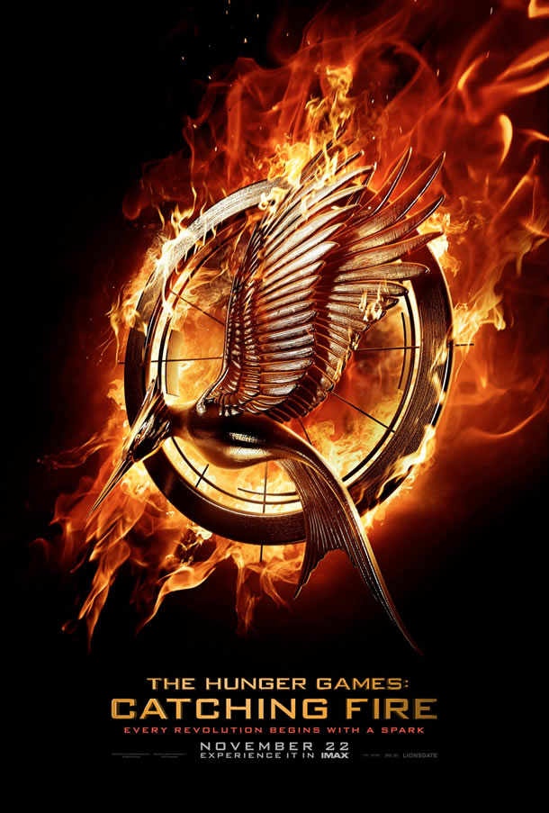 New Poster And Image For The Hunger Games: Catching Fire