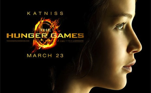hunger games katniss poster Most Anticipated Films Of 2012