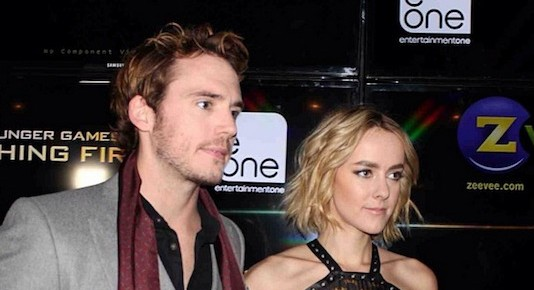 Talking To Sam Claflin And Jena Malone At The Hunger Games: Catching Fire Canadian Premiere
