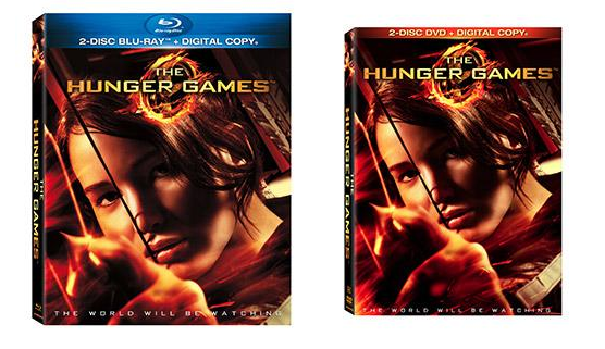 The Hunger Games To Be Released On Blu-Ray/DVD On August 18th