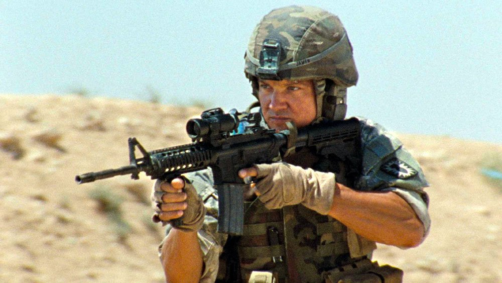 hurt locker jeremy renner 1 Top 10 Most Unworthy Oscar Winners