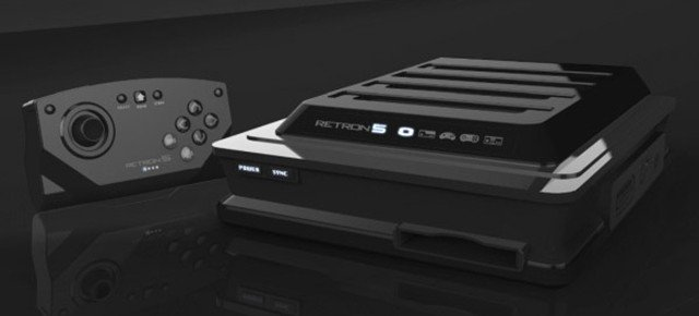 Hyperkin's RetroN 5 Console Debuts At Midwest Gaming Classic Conference