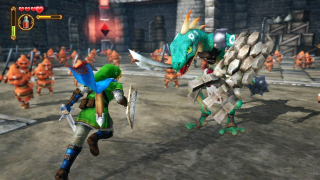 Hyrule Warriors Adds Princess Ruto To Its Lengthy Roster