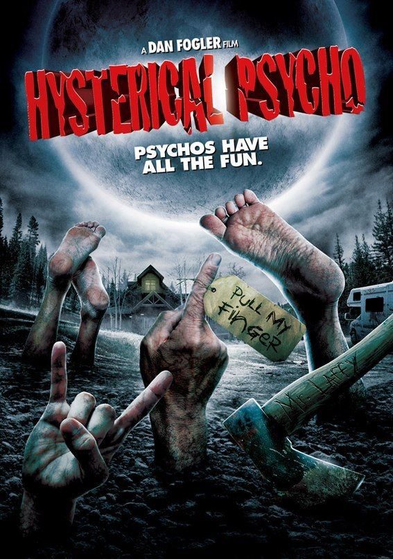 Hysterical Psycho Review