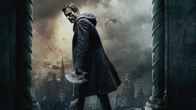 CONTEST: Win I, Frankenstein Prize Pack