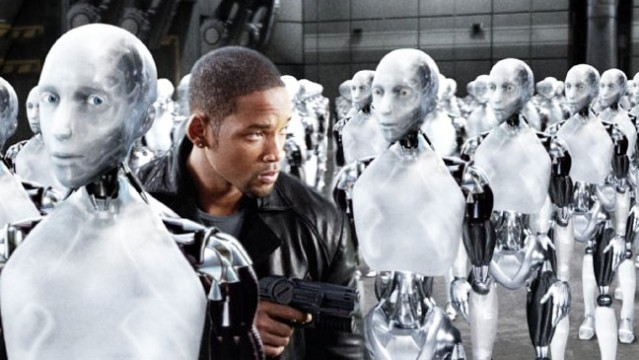 I, Robot Coming To 3D Blu-Ray Later This Year