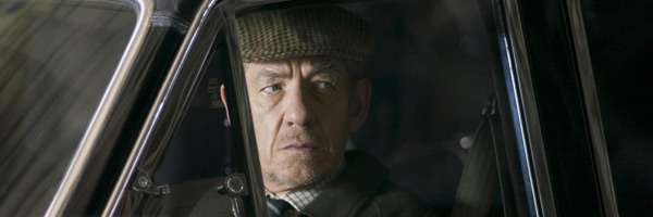 Ian McKellen Dons A Fedora In First Mr. Holmes Image