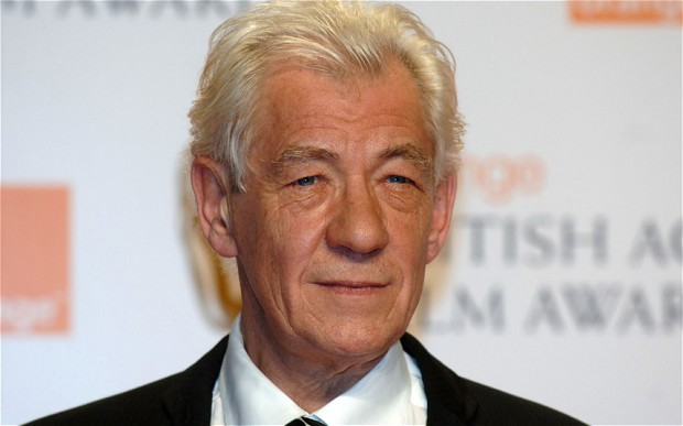 Beauty And The Beast Snags Ian McKellen For Cogsworth